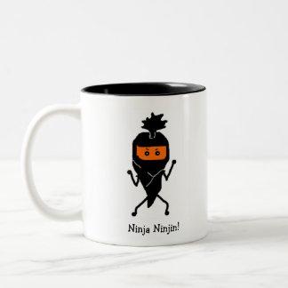 Ninja Ninjin mugg