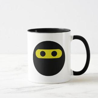 Ninja Smiley Mugg