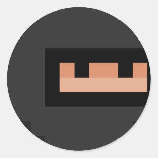 Ninja syltGian klistermärke