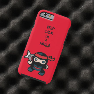 Ninja Tough iPhone 6 Fodral