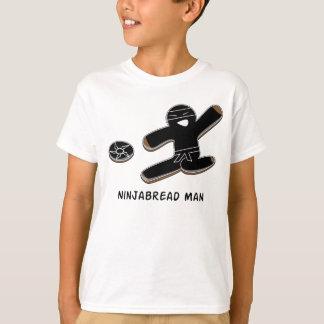 Ninjabread man t shirts