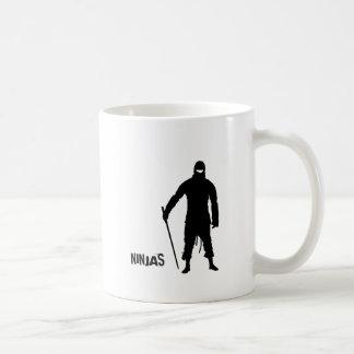 Ninjas Kaffemugg