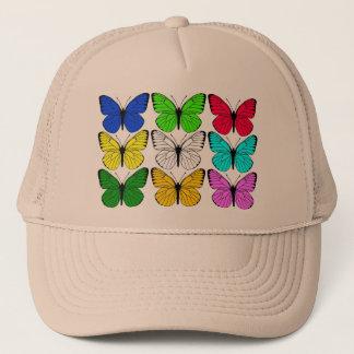 Nio butterflyes truckerkeps