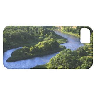 Niobraraet River nära valentinen Nebraska iPhone 5 Case-Mate Fodral