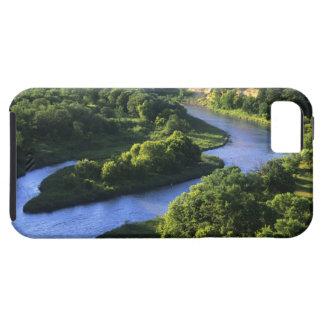 Niobraraet River nära valentinen Nebraska iPhone 5 Skal