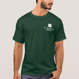 Nisse BEGRÄNSAD t-skjorta 2017 för dag för St. T-shirt