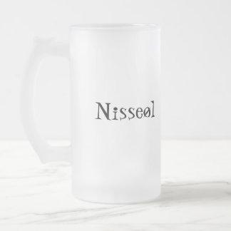 Nisseøl Frostat Ölglas