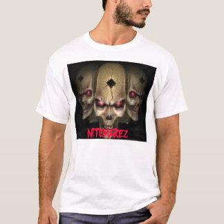 Nitemarez logotyp t-shirt