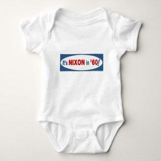 Nixon-1960 T-shirt