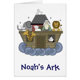 Noahs ark Kort-Allt tillfälle Hälsningskort