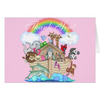 Noahs arktackkort hälsningskort