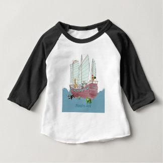Noahs T-tröja för Raglan för sleeve för T Shirt