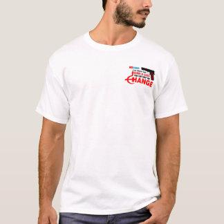 Nobama - håll ändringen! tee shirt