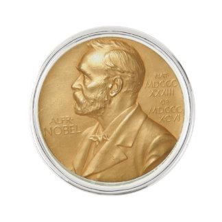 Nobel klämmer fast bända slag kavajnål