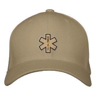 Nöd- medicinsk tekniker för personlig EMT Broderad Keps