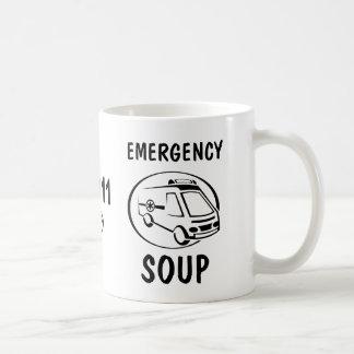 Nöd- soppa kaffemugg