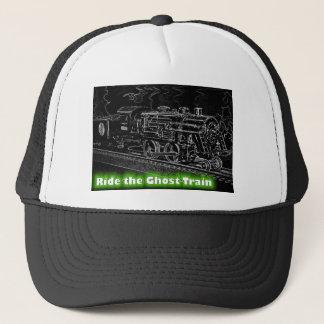 Nolla-fjäll modellerar tåg - rida spöketåg truckerkeps