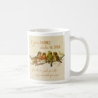 Nolla-getack Unto lorden Kaffemugg