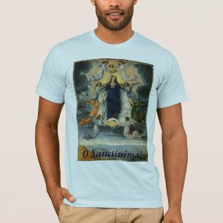 Nolla Sanctissima! T-tröja Tee