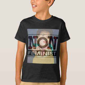 non-fem kvinna t shirts