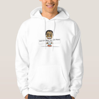 Non RÖSTAR Juan IMMA den OBAMA hoodien Sweatshirt