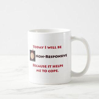 Non-svars- korkåpamugg kaffemugg
