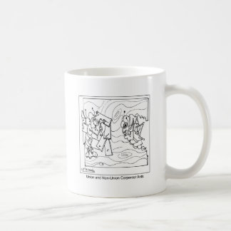 Non-Union snickaremyror Kaffemugg
