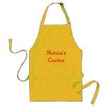 Nonnas Cucina (kök) speciell gåva Förkläde