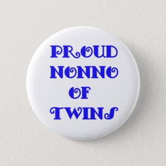 Nonno of_Twins Standard Knapp Rund 5.7 Cm