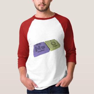 Noo som inget Nobelium och nolla-syre T Shirts