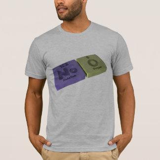 Noo som inget Nobelium och nolla-syre Tee Shirt