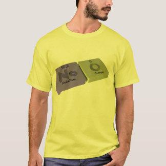 Noo som inget Nobelium och nolla-syre Tshirts