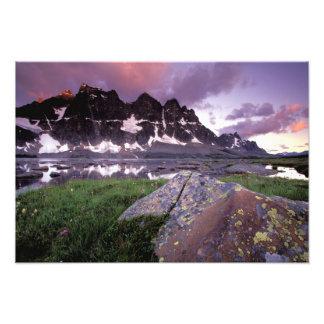 Nordamerika Kanada, Alberta, Jasper Fototryck