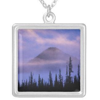 Nordamerika Kanada, Northwest Territories, Silverpläterat Halsband
