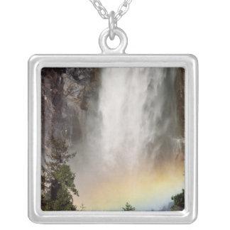 Nordamerika USA, Kalifornien, Yosemite Silverpläterat Halsband