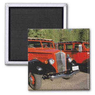 Nordamerika USA, Montana. Klassiker Ford 1934 Magnet