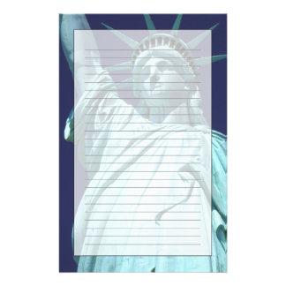 Nordamerika USA, New York, New York City. 7 Brevpapper