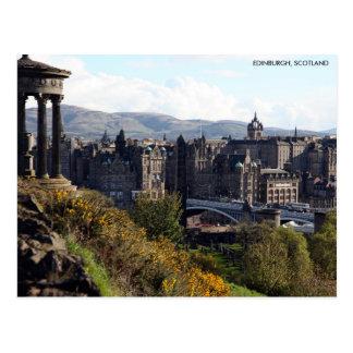 Norden överbryggar, den Edinburgh vykortet med Vykort
