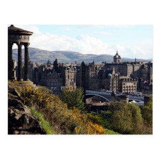 Norden överbryggar, Edinburgh Vykort
