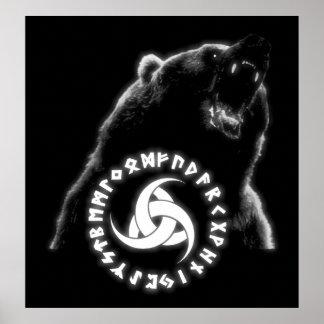 Nordisk björnaffisch