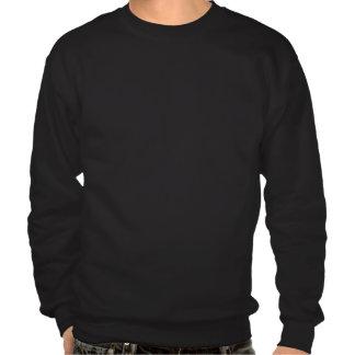 Nordisk flagga Smorgasboard på svart Sweatshirt