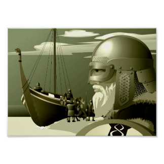 Nordisk Vikings affisch