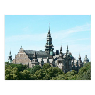 Nordiskt museum vykort