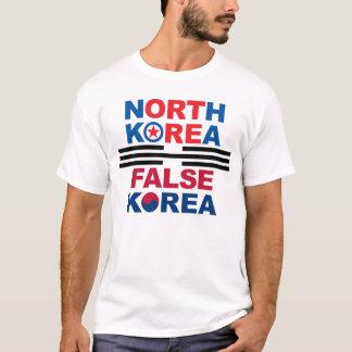 Nordkorea | falska Korea Tshirts