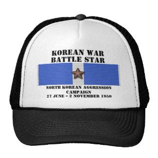 Nordkoreansk agressionkampanj keps