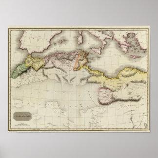 Nordlig afrika 2 poster