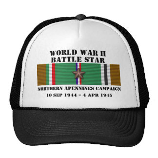 Nordlig Apennines kampanj Baseball Hat