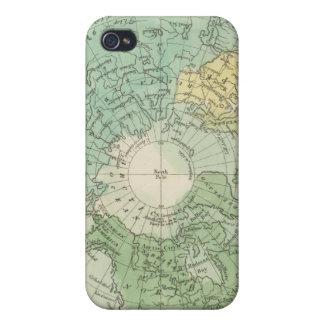 Nordlig halvklot 3 iPhone 4 cover