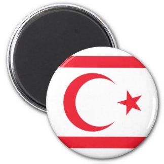 Nordliga Cypern Magnet
