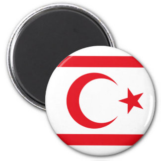 nordliga cyprus magnet